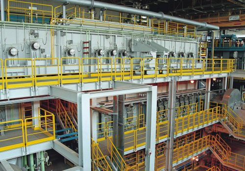 CONTINUOUS ANNEALING LINES