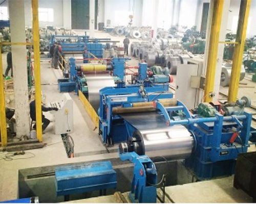 CONTINUOUS STAINLESS STEEL LINES